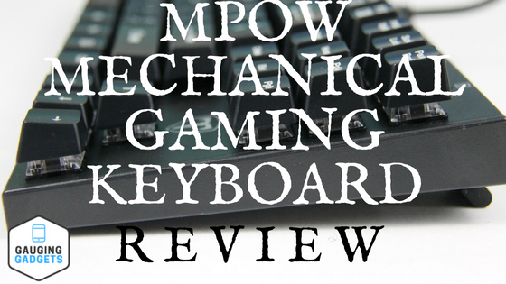 Mpow Gaming Keyboard