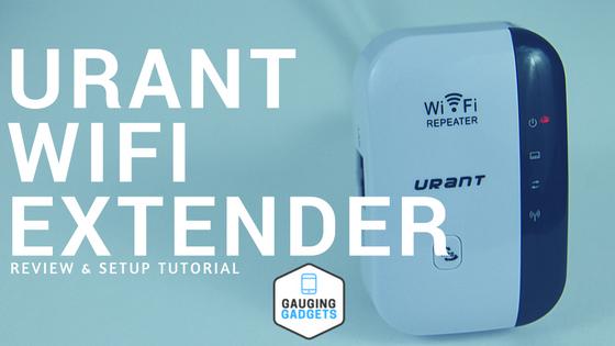 URANT Wifi Extender