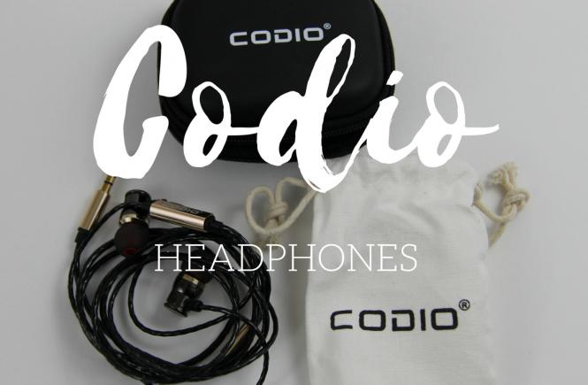 codio headphones