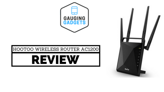 Hootoo Wireless Router AC1200 Review