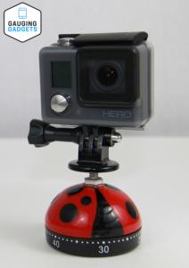 diy time lapse rotator