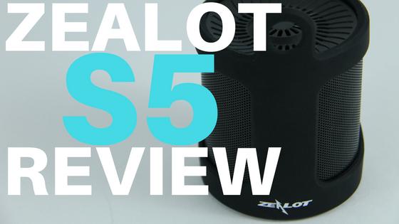 ZEALOT S5 Speaker
