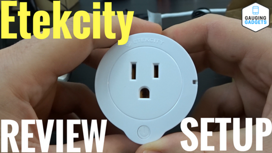 Etekcity Voltson Mini Smart Wi-Fi Outlet