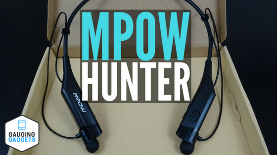 Mpow Hunter Bluetooth Headphones - Neckband