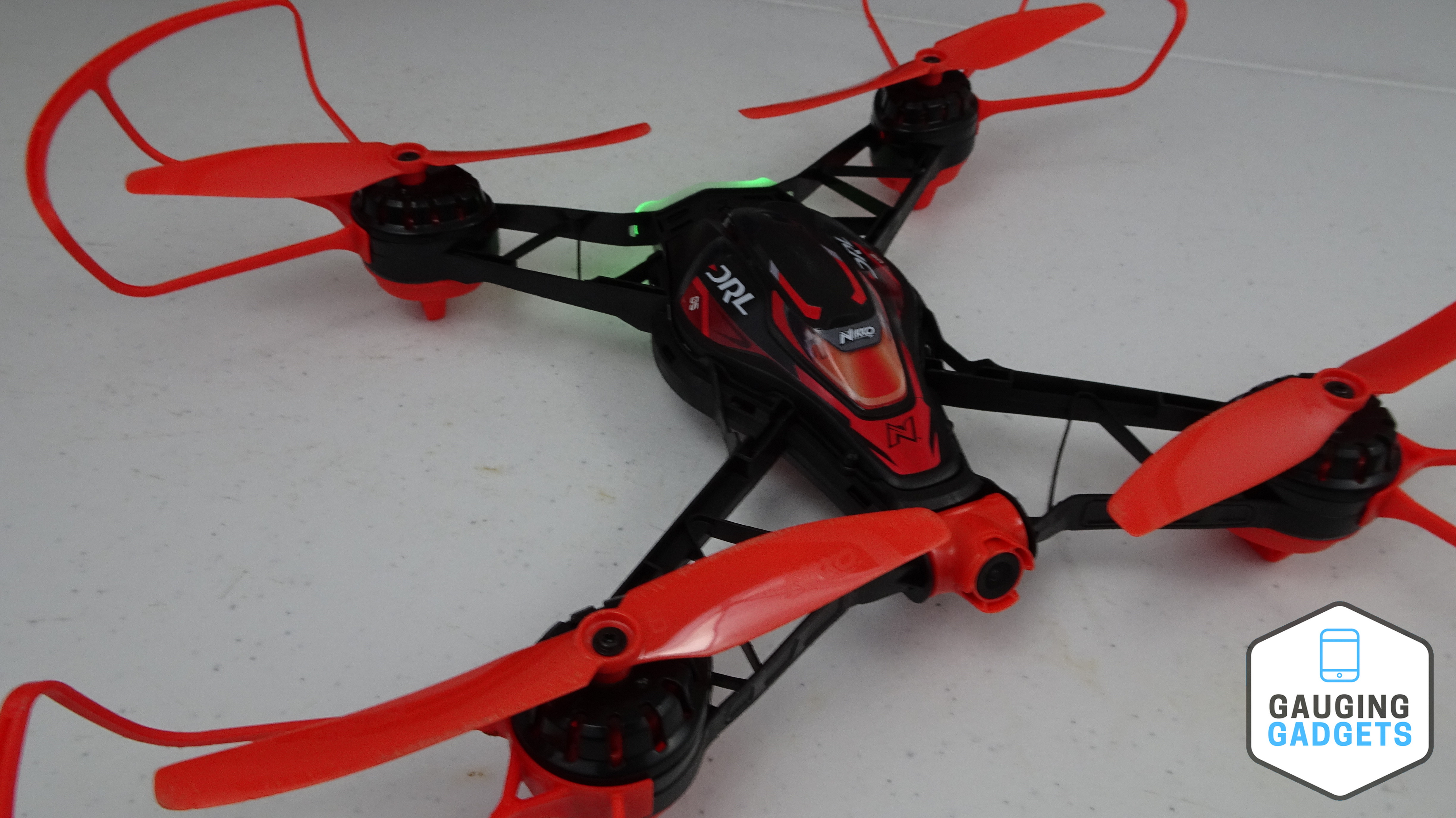 DRL Nikko Air Race Vision 220 Drone Review