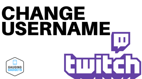Change Username Twitch Tutorials