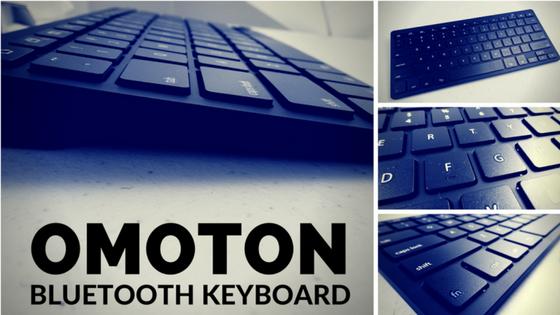 Omoton Bluetooth Keyboard Review Gauging Gadgets