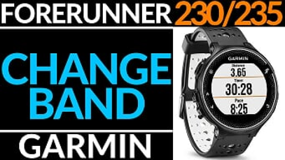 Garmin Forerunner 230 Forerunner 235 New watch band