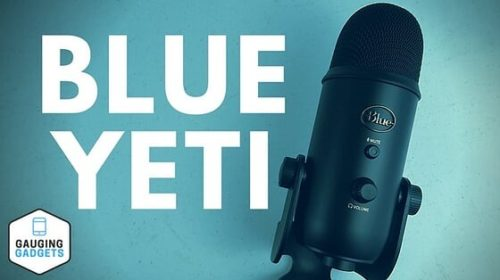 Blue Yeti USB Microphone blog