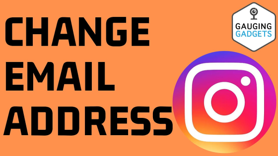 Change Instagram Account Email Address