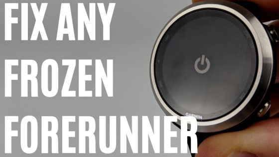 Fix Any Frozen Forerunner