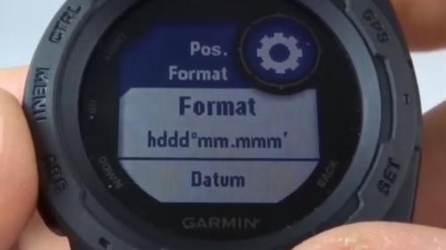 GPS Position Format Garmin Instinct Tutorial Position Format Options.jpg
