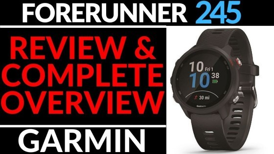 Garmin Forerunner 245 Music Review and Complete Overview