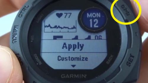 Custom Watch Face Tutorial Garmin Instinct GPS