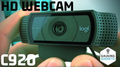 Logitech C920 HD Webcam Review and Setup - 1080p Pro Camera