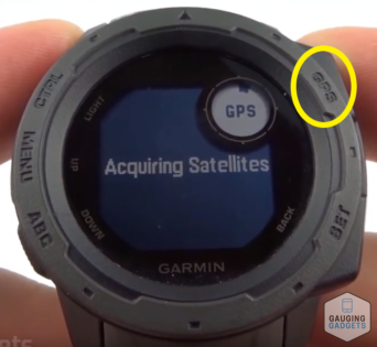 Navigation Setup and Overview Garmin Instinct Tutorial Save Location.jpg