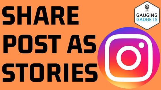 share instagram post as story Featured