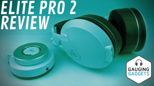 turtle beach Elite pro 2 review gaming headset