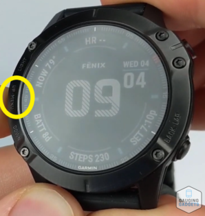How to Customize the Watch Face on the Garmin Fenix 6