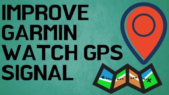 Improve Garmin Watch GPS Signal - Speed Up GPS Sync - Forerunner, Fenix, Vivoactive