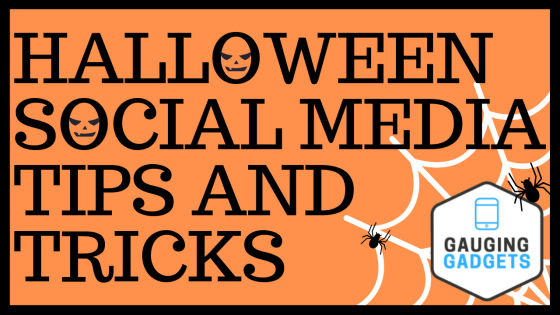 Halloween - Social Media Tips and Tricks FI