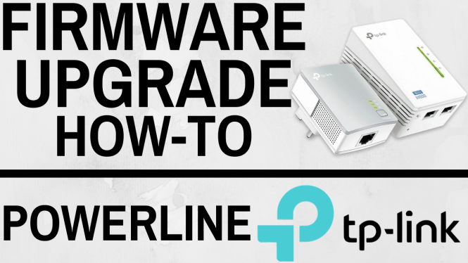 tp-link firmware upgrade