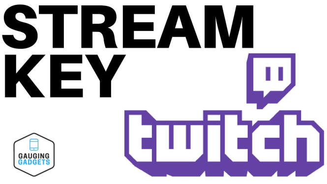 How To Find Your Twitch Stream Key
