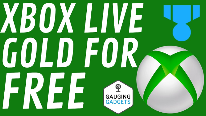 How to Get Xbox Live Gold for Free 2020