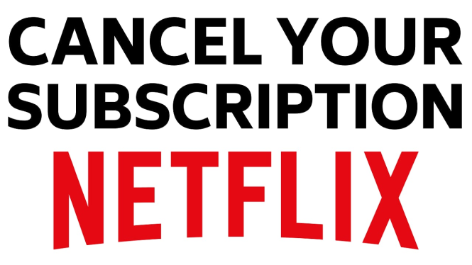 cancel netflix subscription membership