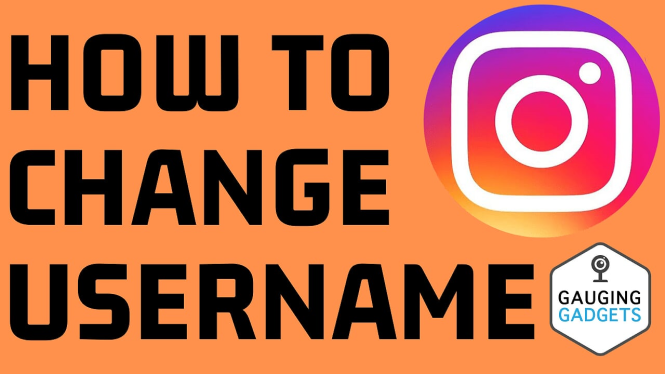 change instagram username tutorial