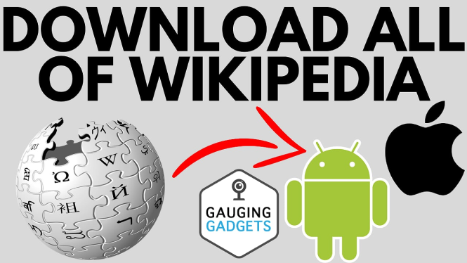 download all of wikipedia offline android iphone