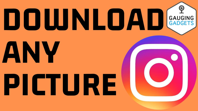 download pictures from Instagram Tutorial