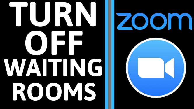 how to turn off zoom waiting room