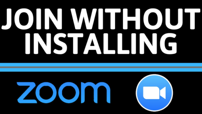 join zoom meeting without installing no install
