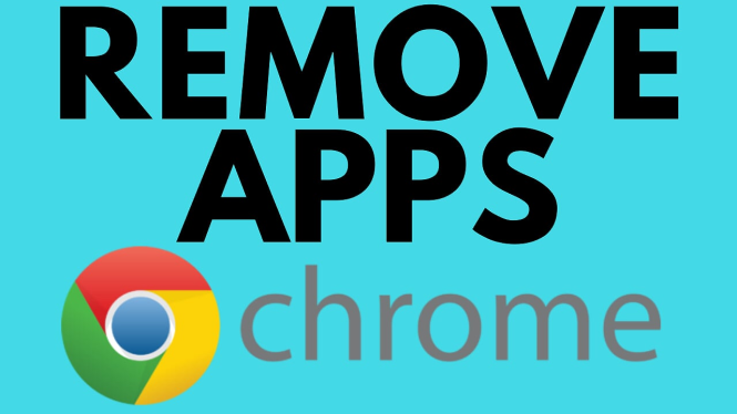 remove apps from chrome browser chromebook